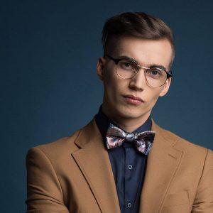 muszka mucha witkacy Brunon Muszyński